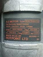 Hotpoint \Washer/Spindryer model 9544