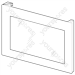 Electrolux Group Main Oven Outer Door Spares