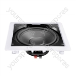 "e-audio In-Wall or Ceiling Subwoofer With 10"" Driver"