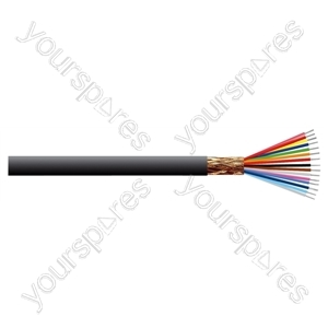 6 Core Screened Multicore Cable