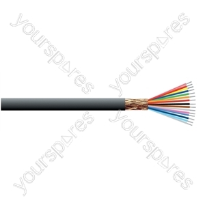 10 Core Screened Multicore Cable