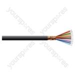 6 Core Screened Multicore Cable