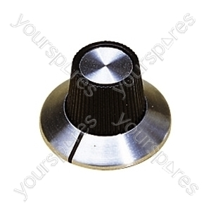 6.35 mm Plastic Pointer Knob