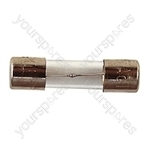 20 mm Glass Slow Blow Fuse - Rating (A) 100mA