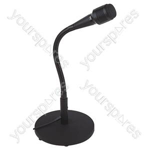 Eagle Gooseneck Dynamic Microphone 600 Ohm