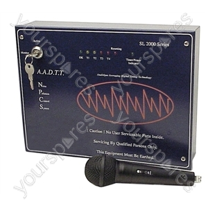 SL2000 Noise Pollution Sound Limiter System