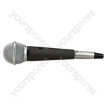 Soundlab UD236 Dynamic Handheld Balanced Microphone 500 Ohm