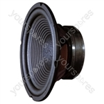 "Soundlab 10"" Bass Chassis Speaker 100W (8 Ohm)"