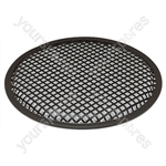 "Metal Mesh Speaker Grill  - Diameter (mm) 255 (10"")"