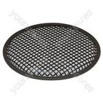 "Metal Mesh Speaker Grill  - Diameter (mm) 255 (10"")"