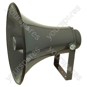 Aluminium Horn Speaker With Adjustable Bracket - Power RMS  40