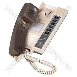 TI6M 6 Station All Master Handset Intercom