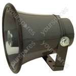 Aluminium Horn Speaker With Adjustable Bracket - Power RMS  15