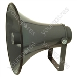 Low impedance Aluminium Horn Speaker With Adjustable Bracket - Power RMS  40