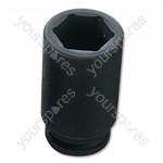 Deep Impact Socket - 1 13/16in. - 1/2in. Drive