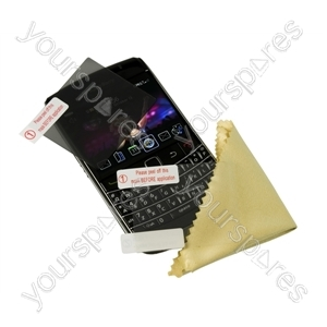 BlackBerry Bold 9700 Screen Protector Pack