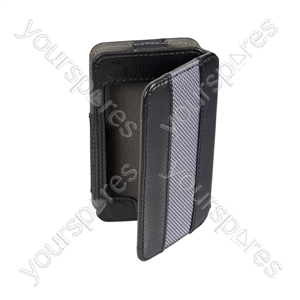 Leather Case & Screen Protector-touch 2g