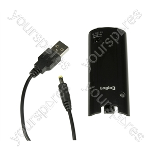 Wii Battery Pack - Black