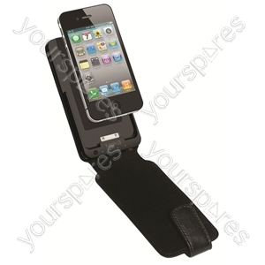 Powercase(leather)- iPhone 4