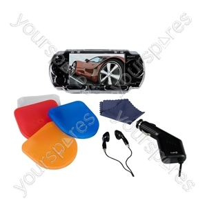 PSP2 Crystal Pack