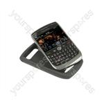 BlackBerry Curve 8520 Silicone Case & Scr Prot
