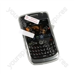 BlackBerry Curve 8900 Crystal Case & Screen Prot