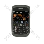BlackBerry Storm-2 Silicone Case & Screen Prot