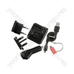 Blackberry 3-in-1 Power Kit