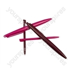DSi Xl Stylus Sets(2 Lrg+2 Sml-wine+red)