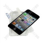 iPod Touch 4g - Tpu Case - Transparent