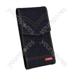 DSi Denim Case