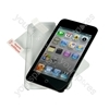 iPod Touch 4g- Crystal Case & Scrn Prot