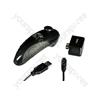 Wii Freebird Wireless Nunchuk - Black