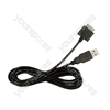 PSP Go Data & Charge Cable