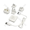 Travel AC Adaptor for iPhone/iPod
