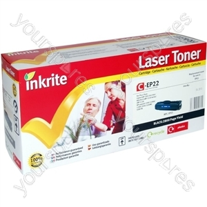 Inkrite Laser Toner Cartridge compatible with Canon LBP250/350/800/810/1110/1120/P420 Black
