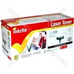 Inkrite Laser Toner Cartridge compatible with Samsung SCX4725 Black