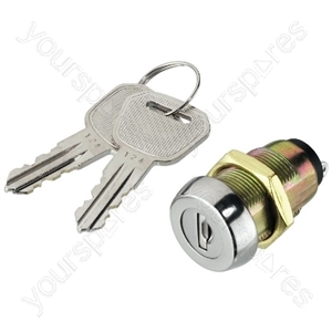 Keyswitch Momentary - Momentary Key Switch