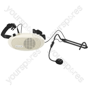 Waistband Amplifier