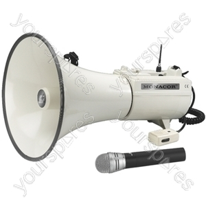 Wireless Megaphone