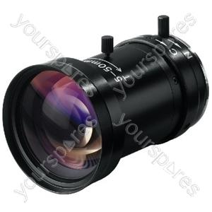 Lens, 5.0-50mm