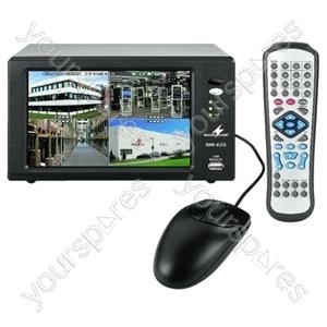 4 Channel DMR + LCD