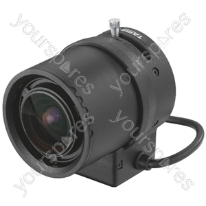 Megapixel Lens, 3-8m