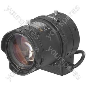 Megapixel Lens, 5-50