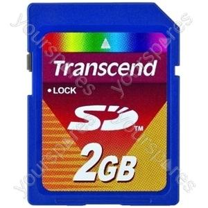 2 GB Memory Card