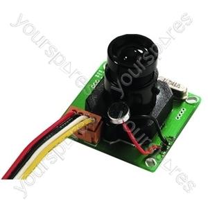CMOS-Colour Camera