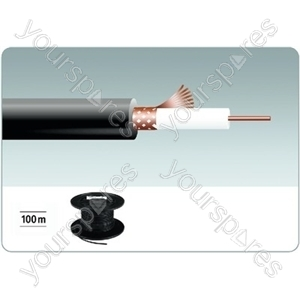 Coax Cable, 100m