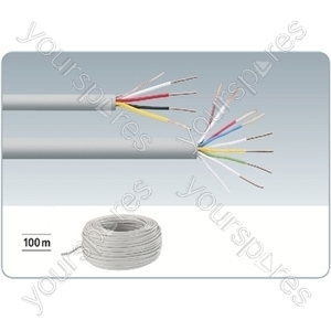 Telephone Cable 4x2x