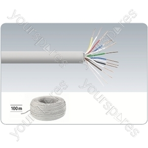 Telephone Cable 6x2x