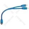 Y-Adaptor Cable